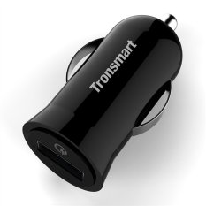 Diskon Tronsmart Cc1T 1 Port Qualcomm Quick Charge 3 18W Usb Type A Hitam