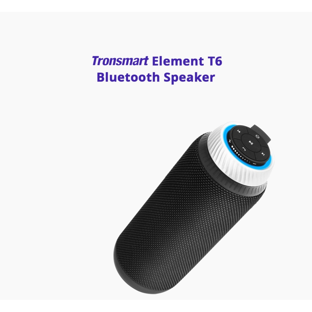Harga Tronsmart Elemen T6 25 W Portabel Bluetooth Speaker Dengan Enhanced Bass Dan Built In Mikrofon Intl Merk Tronsmart