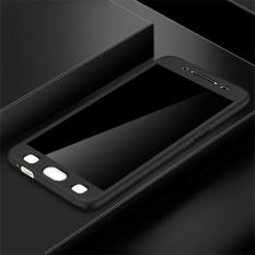 TRS-Case Full Hardcase 360 Samsung Galaxy J2 Prime Full Body Protection Free Tempered Glass