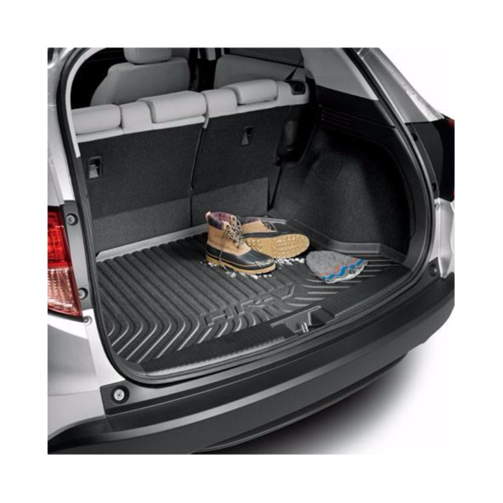 Trunk Tray Karpet Honda HRV - Hitam