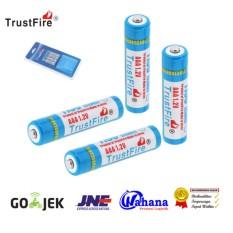 Jual Trustfire Baterai Battery Rechargeable Aaa Ni Mh 900Mah Isi 4 Pcs Online Jawa Barat