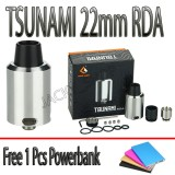 Jual Tsunami 22 Mm Rda Tank Free 1 Pcs Powerbank Best 1 Asli