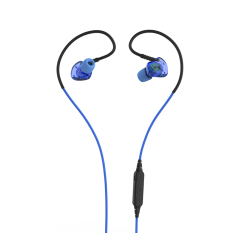 Toko Ttlife Bx240 Mini Ringan V4 1 Wireless Olahraga Bluetooth Headset Biru Termurah Di Tiongkok