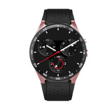 Daftar Harga Ttlife Raja Memakai Kw88 Smart Watch Android 5 1 Sistem Wifi Gps Mtk6580Cpu Rom 4 Gb Ram 512 Mb 1 39 Inch Layar 2 0Mp Kamera Smartwatch Emas Oem