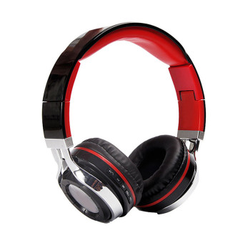 Harga preferensial TTLIFE Wireless Bluetooth On-telinga DJ Studio Headphone dengan Built-in Mikrofon
