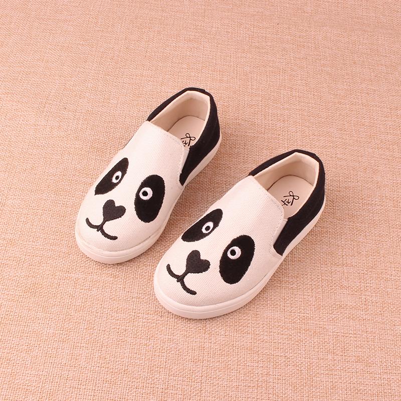 Pusat Jual Beli Tuan Musim Semi Dan Gugur Baru Anak Anak Kartun Sepatu Kanvas Tiongkok