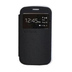 Tunedesign FolioAir Case for Blackberry Classic Q20 Casing Cover Flip - Hitam