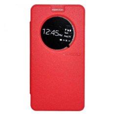 Tunedesign FolioAir Case for HTC One M8 Casing Cover Flip - Merah