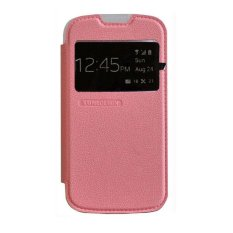 Tunedesign FolioAir Case for Samsung Galaxy V/V+ Casing Cover Flip - Pink