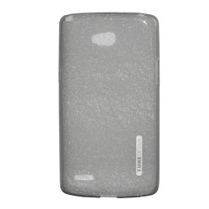 Tunedesign LiteAir TPU Soft Case For LG L80 Dual Sim Casing Cover - Abu-abu