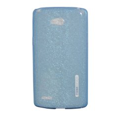 Tunedesign LiteAir TPU Soft Case For LG L80 Dual Sim Casing Cover - Biru