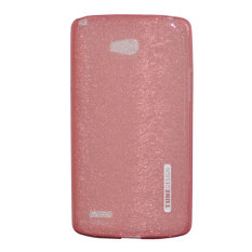 Tunedesign LiteAir TPU Soft Case For LG L80 Dual Sim Casing Cover - Peach