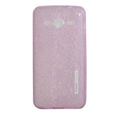 Tunedesign LiteAir TPU Soft Case for Samsung Galaxy Grand Duos Casing Cover - Merah muda