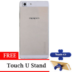 TUNEDESIGN LiteAir Ultrathin 0.3mm untuk Oppo R5 - Clear/Transparan Bening TPU Jelly Silicone