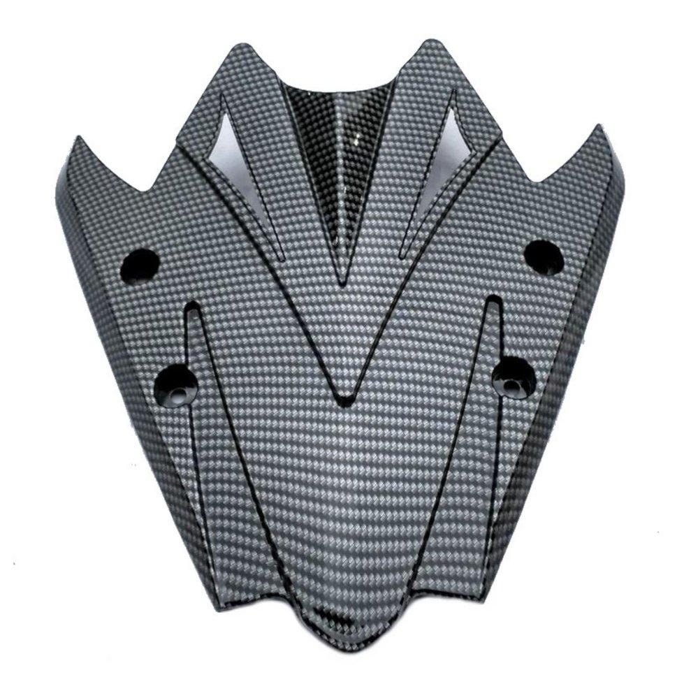 Jual Tutup Cover Visor Garnish Stang Aerox 155 Motif Carbon Nemo Murah