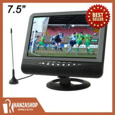 TV Analog TFT LCD 7.5 Inch Wide View Angle