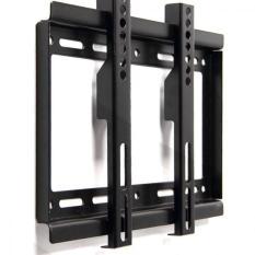 Rimas TV Bracket Adjustble Left And Right 1.3M Thick 200 X 200 Pitch 4.5Cm Wall Distance for 14-42 Inch TV - Black / Hitam Braket Tv Televisi Flat Kuat Kokoh berkualitas