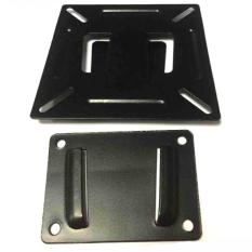 TV Bracket Metal 75 x 75 Pitch untuk 14-22 Inch Monitor & TV - Black
