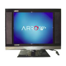 TV LED ARROW 17 inch - SLIM - USB Movie - Fitur Lengkap - TV USB AV HDMI VGA