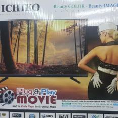 TV LED ICHIKO 32 S3288 USB MOVIE.COCOK BUAT USAHA RENTA Diskon