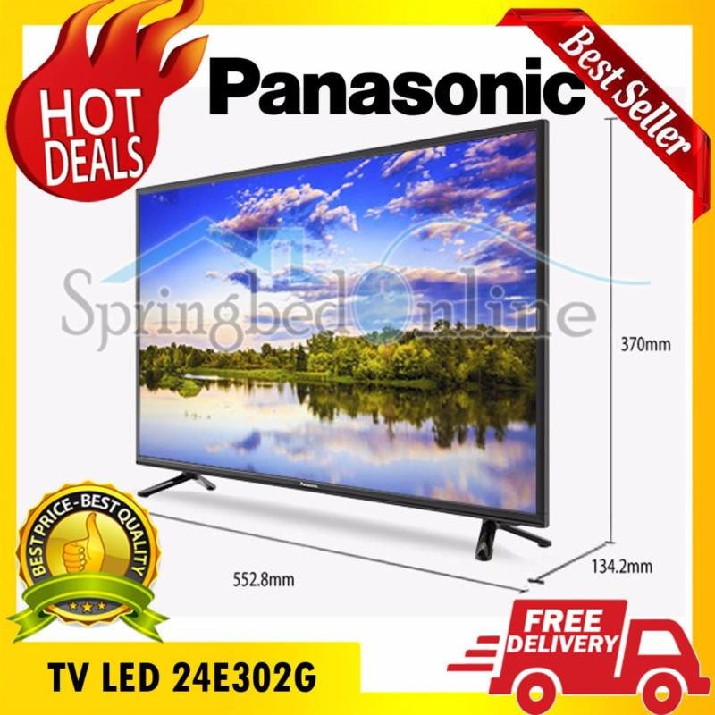 TV LED Panasonic 24 Inch Seri 24E302G HD Ready Harga Pabrik