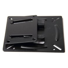 TV Metal Stand Bracket 75 x 75 Pitch for 14-22 Inch Monitor & TV - Hitam