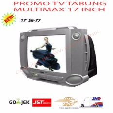 TV TABUNG CRT MULTIMAX 17 INCH-Promo