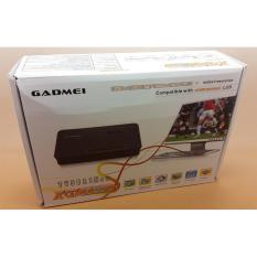 TV Tuner Gadmei 5821 New/Converter AV to VGA for Monitor CRT/LCD/LED