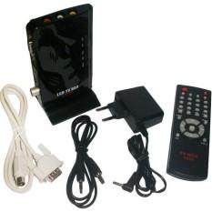 TV TUNER GADMEI 5830 SUPORT LCD CRT - HITAM