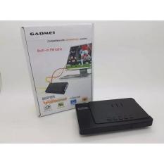 TV TUNER GADMEI COMBO CRT + LCD TV3810E NEW 2015