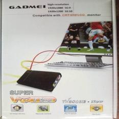 TV Tuner LCD