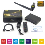 Beli Tv Tuner Satelit Wifi Internet V8 Usb Wifi Freesat V8 Golden Dvb S2 T2 C Satellite Tv Combo Receiver Dukungan Iptv Gratis Cccamd Intl Cicilan