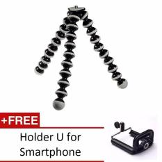 Twelven Tripod Mini Gorilla Flexible Tripod With Holder U
