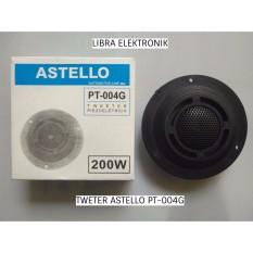 Tweter Speaker Merk Astello PT004G