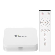 TX8 Mini Smart Android 6.0 TV Box Amlogic S912 Octa-core 64 Bits 2GB / 16GB H.265 UHD 4K Mini PC 2.4G & 5G WiFi 1000M LAN Bl - intl