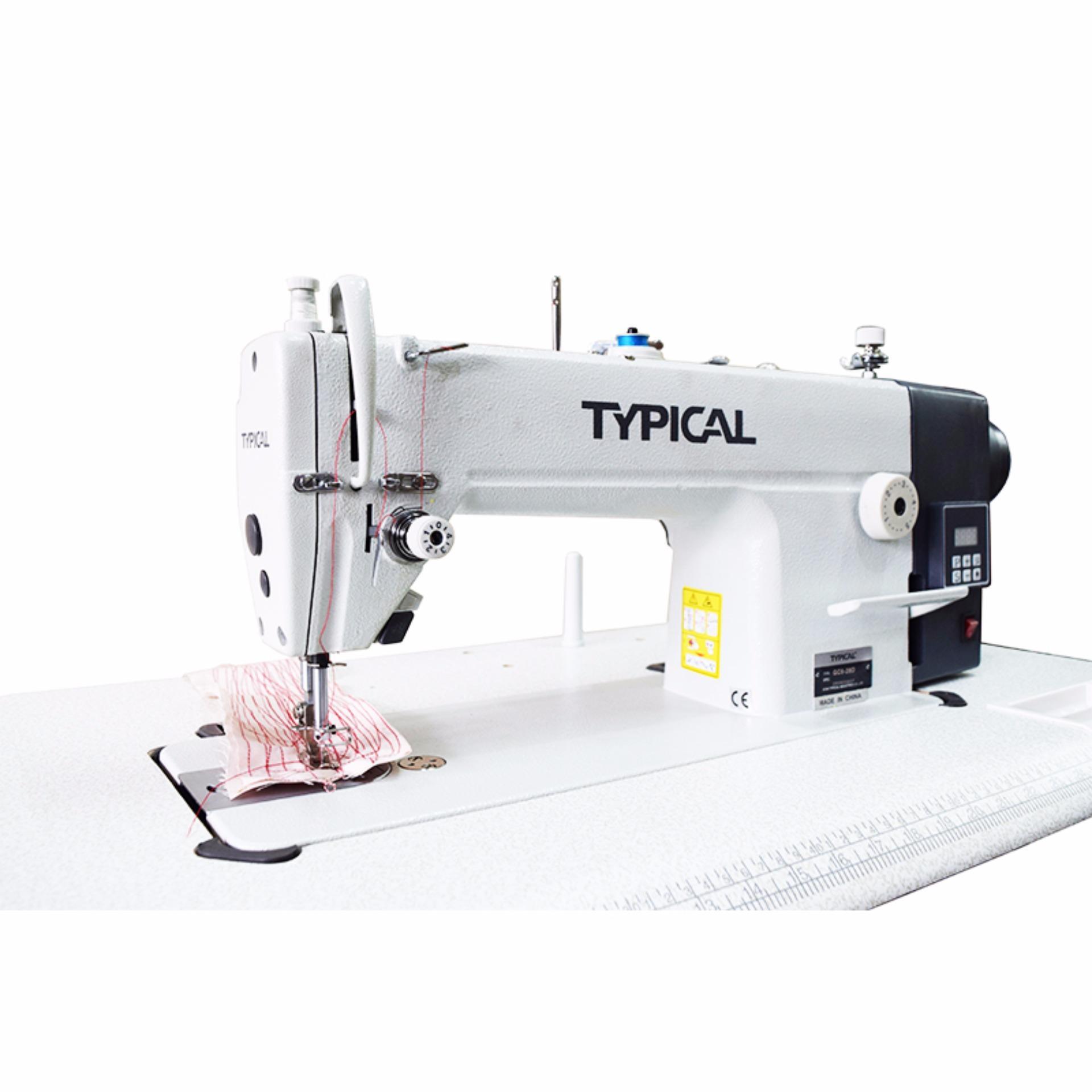 TYPICAL GC 6-28D Servo Motor Mesin Jahit Industrial