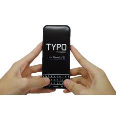 Harga Typo Keyboard Case For Iphone 5 5S Se Black Terbaru