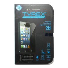 Review Tyrex Garansi Blackberry Z10 Tempered Glass Screen Protector Indonesia
