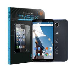 Harga Tyrex Garansi Motorola Nexus 6 Tempered Glass Screen Protector Paling Murah