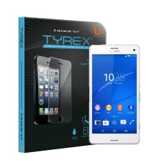 Toko Tyrex Garansi Sony Xperia Z3 Compact Tempered Glass Screen Protector Free Plastic Back Protector Online Jawa Barat