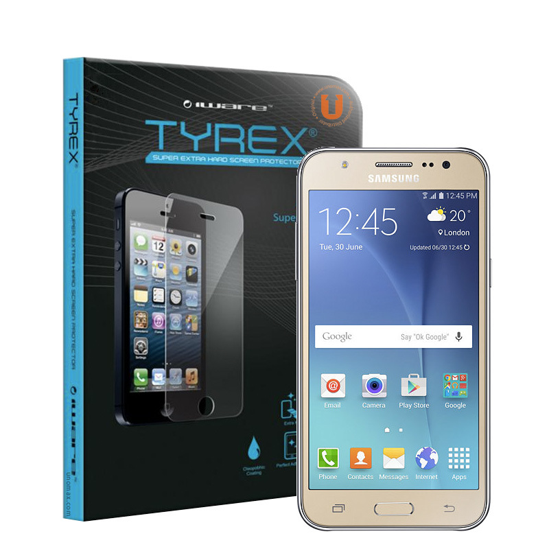 Tyrex Samsung Galaxy J5 Tempered Glass Screen Protector Tyrex Diskon