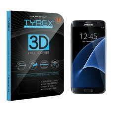 Ongkos Kirim Tyrex Samsung Galaxy S7 Edge 3D Full Cover Tempered Glass Screen Protector Hitam Di Indonesia