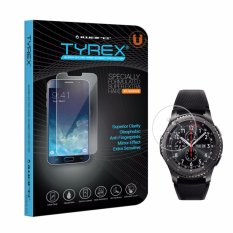 Beli Tyrex Samsung Gear S3 Frontier Classic Tempered Glass Screen Protector Kredit Jawa Barat