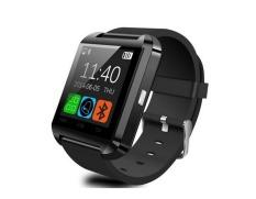 Beli U8 Bluetooth Watch Smart Jam Tangan Ponsel Mate Untuk Smartphone Ios Apple Iphone Android Samsung S2 S3 S4 S5 Catatan 2 Catatan 3 Htc Dll Hitam Intl Terbaru