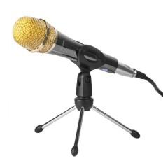 Ubest Mikrofon Studio Rekaman Suara Shock Mount Bracket Tripod Stand Baru-Internasional