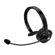 Ubest Single Channel Wireless Bluetooth Headset Multi Connection Noise Reduction black - intl
