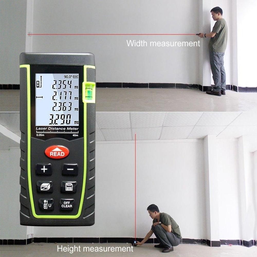 Buy Sell Cheapest Ubest Digital Distance Best Quality Product Laser Meter 100 100m Pengukur Meteran Ukur Jarak Sw E40 Alat Mengukur Pencari Intl