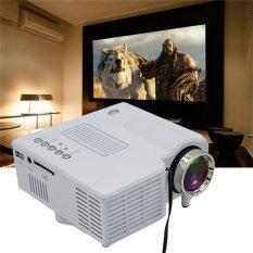 UC28+ 400 Lumens Brightness LED Digital Projector Multimedia Home Cinema Theater Plug : AU - intl