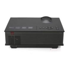 UC40 + 2000 Lumens HD 1080 P LED Proyektor 3D HDMI Wifi Home TheaterTV USB VGA-Intl