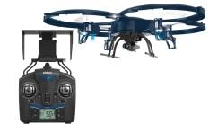 Situs Review Udi U818A Wifi Quadcopter Drone Biru